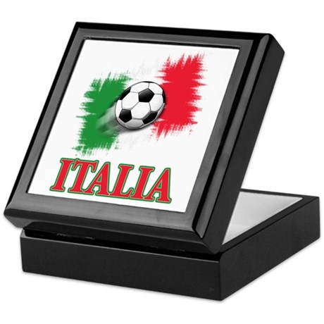 2010 World Cup Italia Keepsake Box