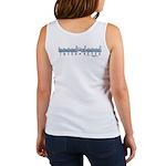 Blue INTERPRETER Women's Tank Top