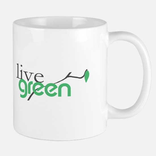 LiveGreen4 Mug