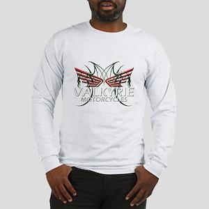 F-6 VALKYRIE GEAR Long Sleeve T-Shirt