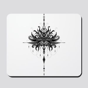 Lotusmandala Mousepad
