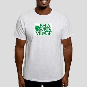 Bella Vista Ash Grey T-Shirt