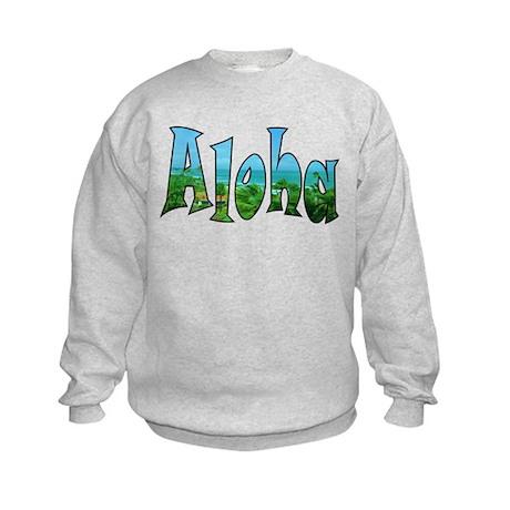 Aloha Kids Sweatshirt