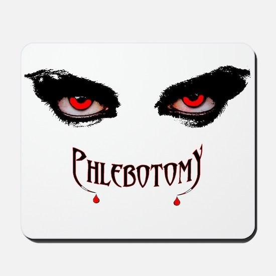 Phlebotomy Mousepad