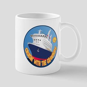 Cruisin' with the GrandKids Mug