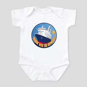 Cruisin' with the GrandKids Infant Bodysuit