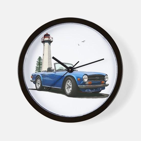 The Avenue Art Wall Clock