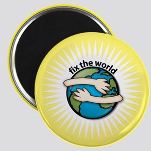 FIX THE WORLD - Magnet
