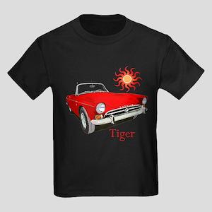 The Red Tiger Kids Dark T-Shirt