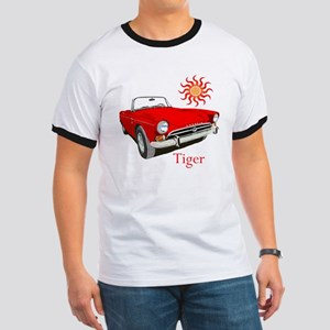 The Red Tiger Ringer T