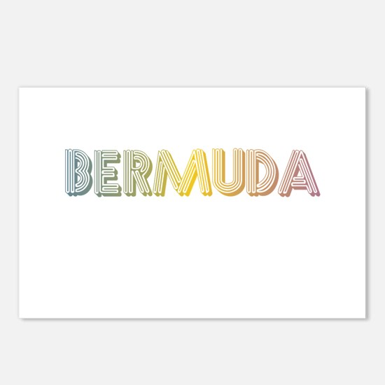 Lennon Bermuda NYC Postcards (Package of 8)