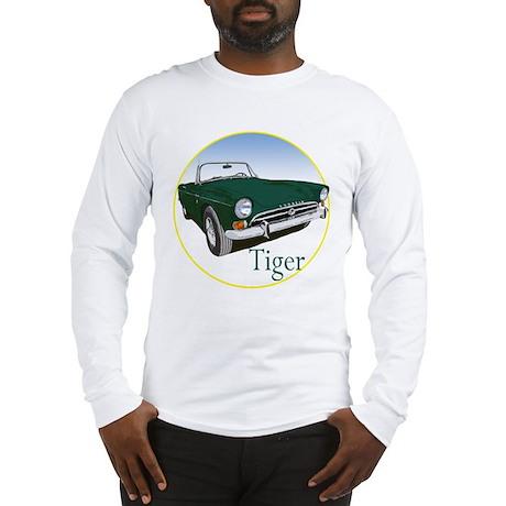 The Green Tiger Long Sleeve T-Shirt