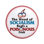 """The Wead of Socialism 3.5"""" Button (100 pack)"""