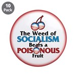 "The Wead of Socialism 3.5"" Button (10 pack)"