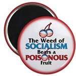 """The Wead of Socialism 2.25"""" Magnet (100 pack)"""