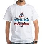 The Wead of Socialism White T-Shirt