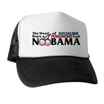 NO Obama Trucker Hat