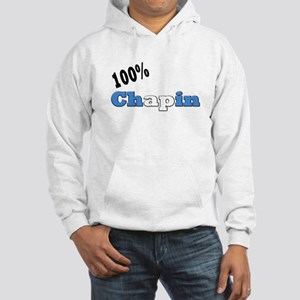 100% Chapin - Hooded Sweatshirt