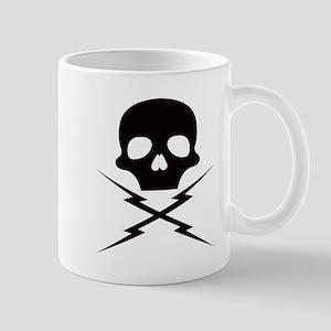 Stunman Mike's Black Lightnin Mug