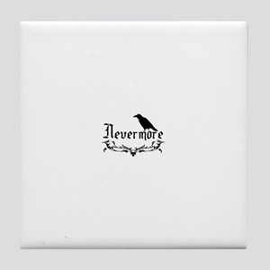 The Raven Tile Coaster