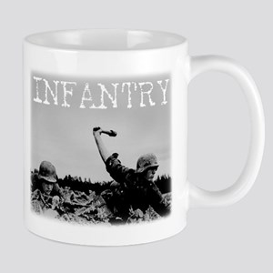 4-infantry landser Mugs