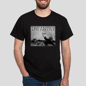 4-infantry landser T-Shirt