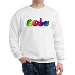 Rainbow CODA Sweatshirt