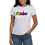 Rainbow CODA Women's T-Shirt