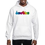 Rainbow DEAFIE Hooded Sweatshirt