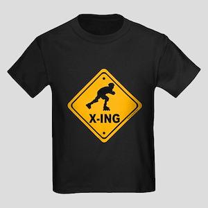 Roller Blade X-ing Kids Dark T-Shirt