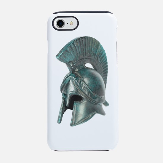 Antique Greek Helmet iPhone 7 Tough Case