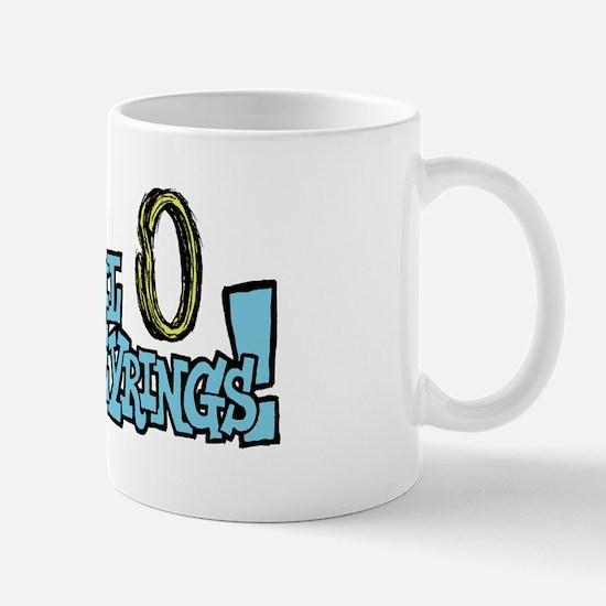 Ik Wil Mijn Keyrings! Mug