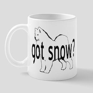Samoyed- got snow? Mug