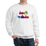Rainbow DEAF PRIDE Sweatshirt