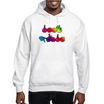Rainbow DEAF PRIDE Hooded Sweatshirt