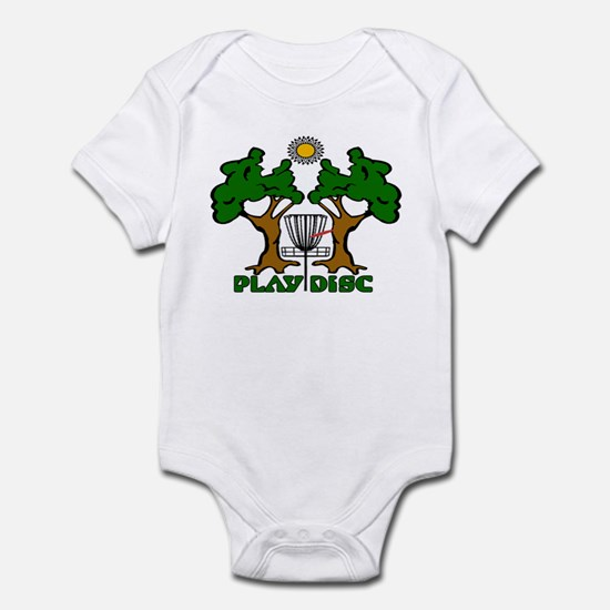 Play Disc Original Design Infant Bodysuit