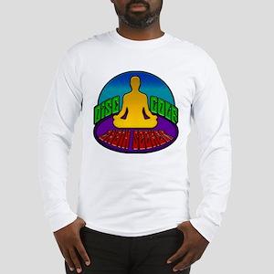 Chain Seeker Original Disc Go Long Sleeve T-Shirt