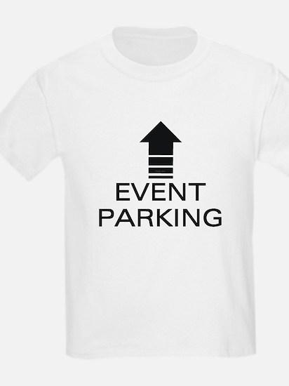 Event Parking T-Shirt