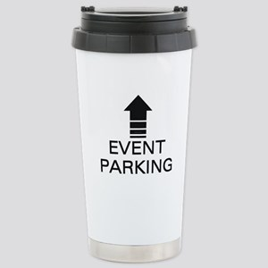 Event Parking Stainless Steel Travel Mug
