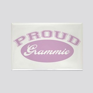 Proud Grammie Rectangle Magnet