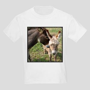 Donkey Mother's Love Kids T-Shirt