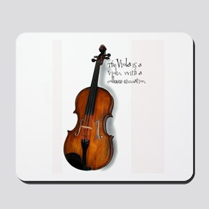 Viola Gifts Mousepad
