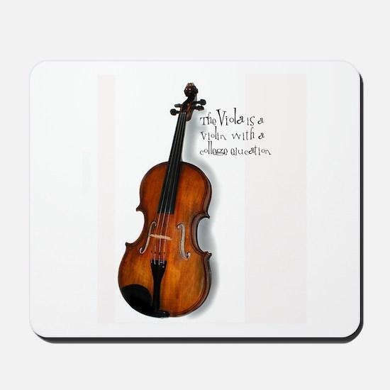 Viola Gifts Mousepad
