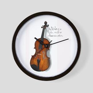 Viola Gifts Wall Clock