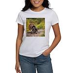 Wild Turkey Gobbler Women's T-Shirt
