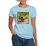 Wild Turkey Gobbler Women's Light T-Shirt