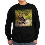 Wild Turkey Gobbler Sweatshirt (dark)