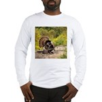 Wild Turkey Gobbler Long Sleeve T-Shirt