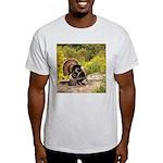 Wild Turkey Gobbler Light T-Shirt