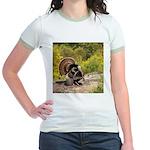 Wild Turkey Gobbler Jr. Ringer T-Shirt